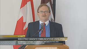 "Timothy Denton's Appearance at ""Rebooting Canada's Communications Legislation"""